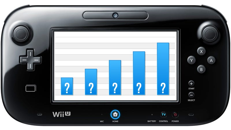 Nintendo Sold 400,000 Wii Us in Its First Week, And Almost As Many Old Wiis