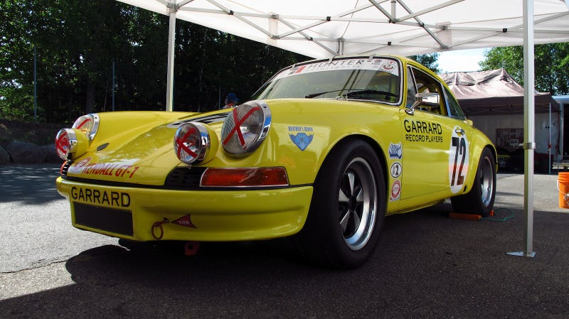 Late Night Porsche Dump?