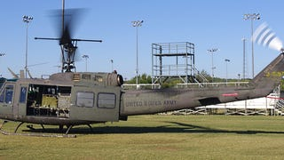 Here's What It's Like To Ride In A UH-1 Huey