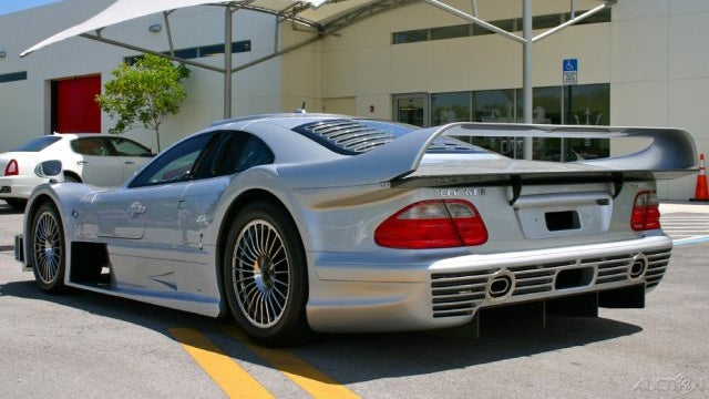 CLK GTR Is The Ultra-Rare Super Car Mercedes Had To Build