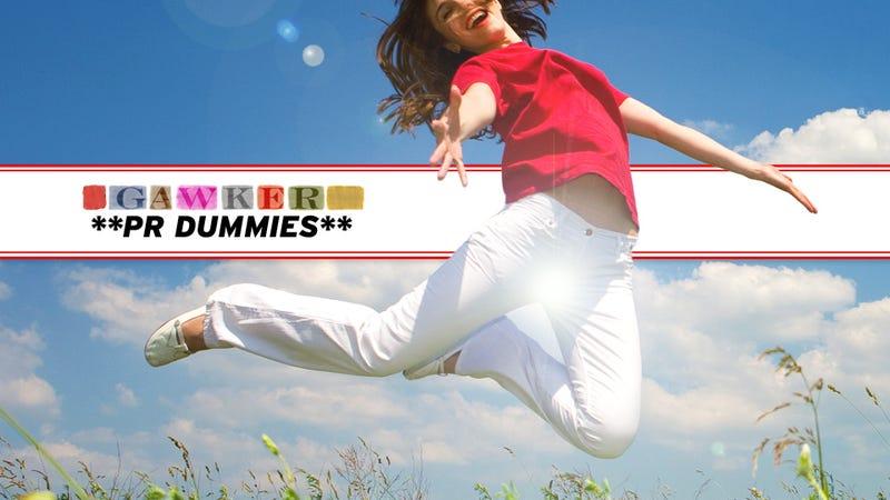 PR Dummies: Healthy Hoohoos for Gal Pals