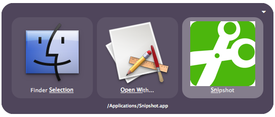 Download of the Day: Snipshot Droplet (Mac)
