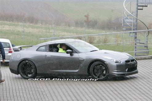 2010 Nissan GT-R Spec V?