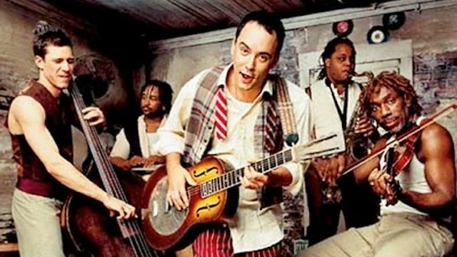 Being Dave Matthews: A Brief History