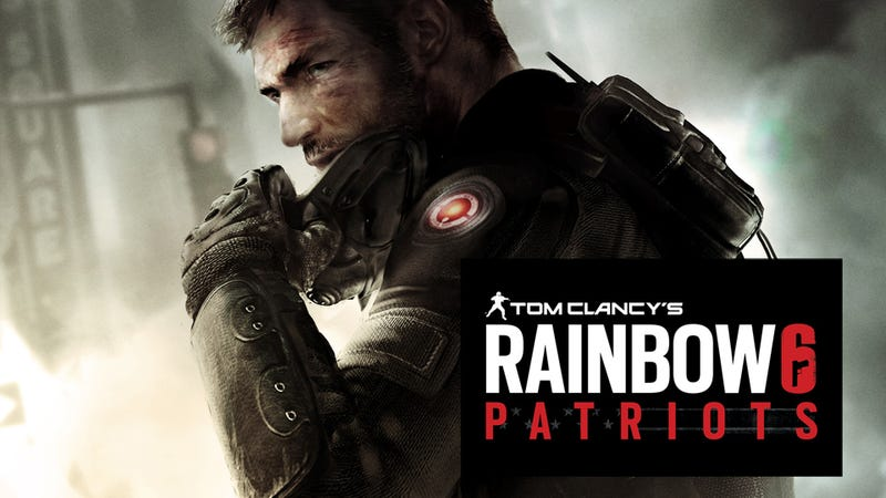Homegrown Terrorists Fight to Take Back America in Rainbow 6: Patriots