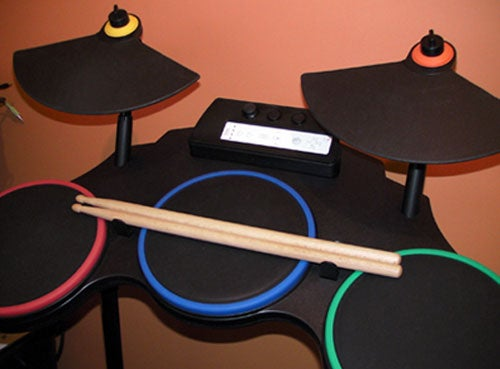 Turn Guitar Hero Drums into an Electronic Drum Set