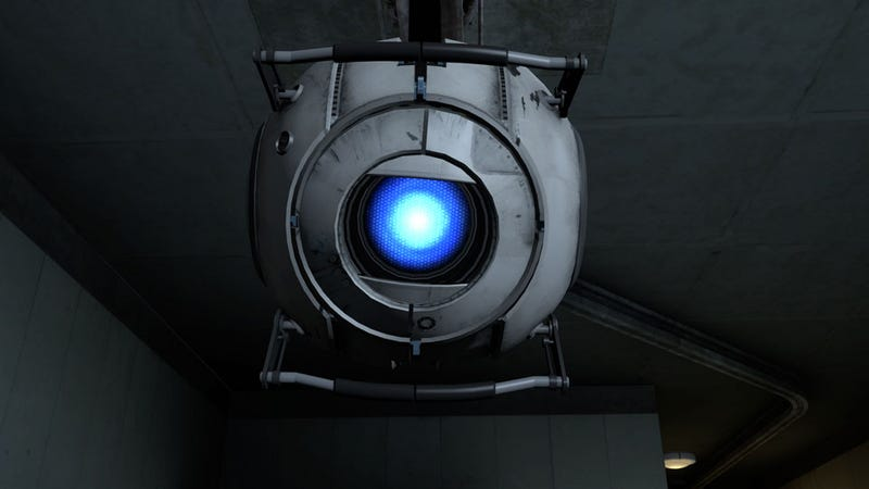 "Portal 2's Wheatley Found it all ""Exhausting"""