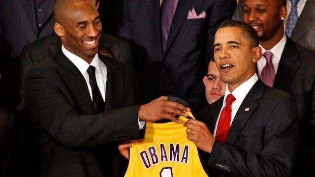 Italian Club Invokes MLK In Letter Begging Obama To Send Kobe Over
