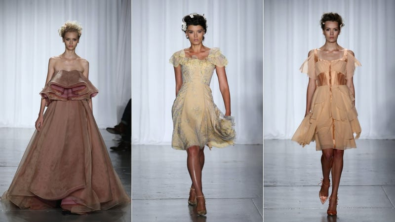 Zac Posen: For the Benevolent Empress of a Magical Realm in You