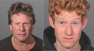 Ryan O'Neal and Son Both Arrested On Drug Charges