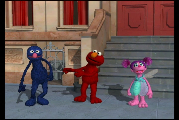 There's One Furry Good Reason to Buy Sesame Street: Ready, Set, Grover