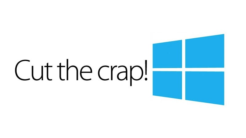 Hey Microsoft, Please Don't Let PC Makers Ruin Windows 8