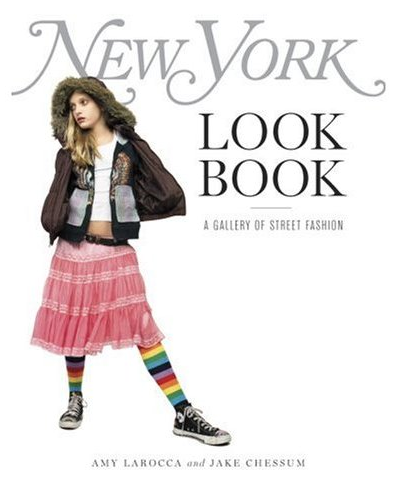 New York's Look Book: How it Launched One Girl's Career