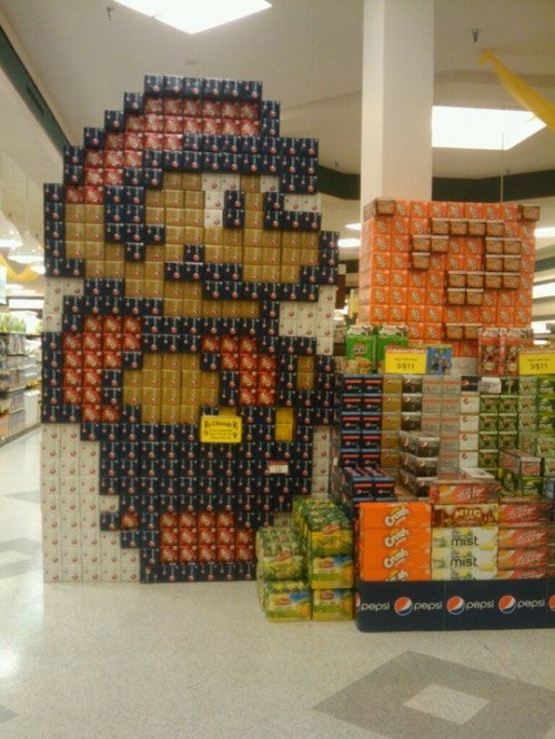 Even Soda Can Super Mario Gets A Sequel