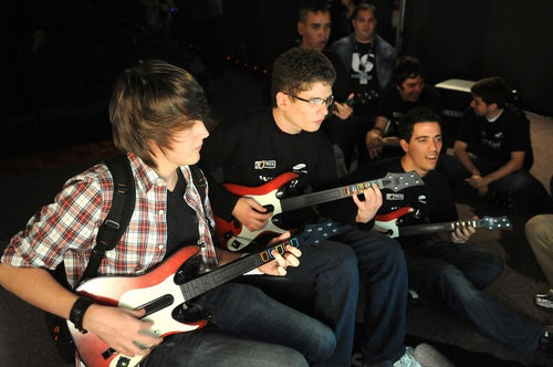 Guitar Heroes In Brazil