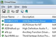 Keep Track of Drivers the Easy Way with DriverView