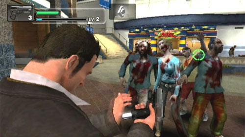 Dead Rising Wii - How Gimped It Is