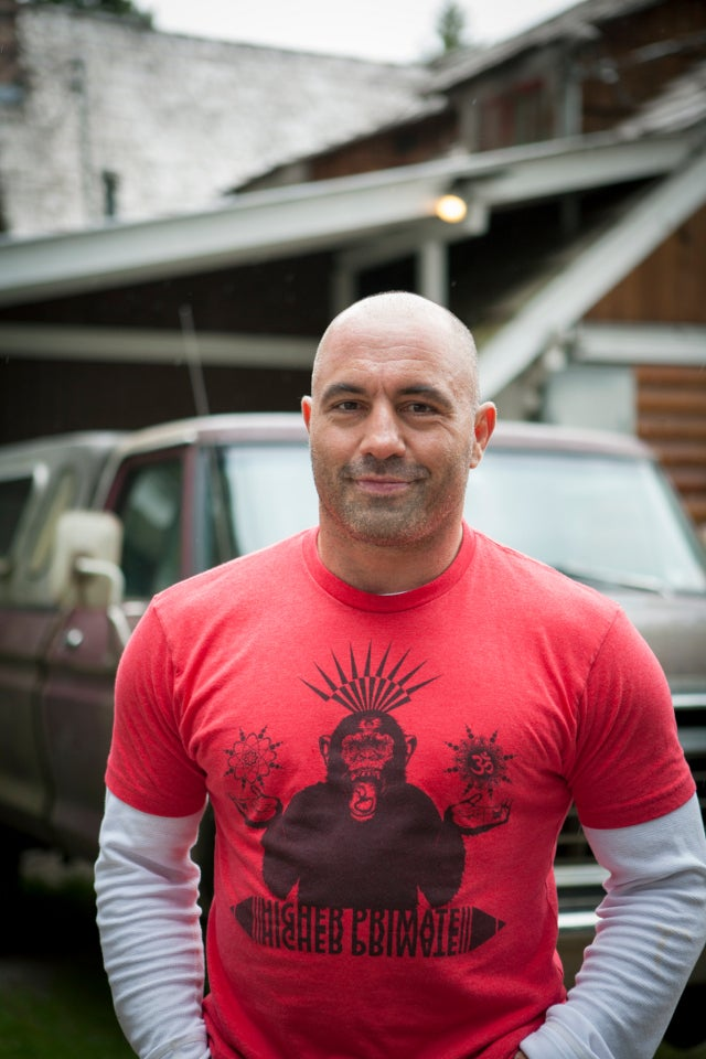 Joe Rogan tells io9 why you should question the !@#$ out of everything
