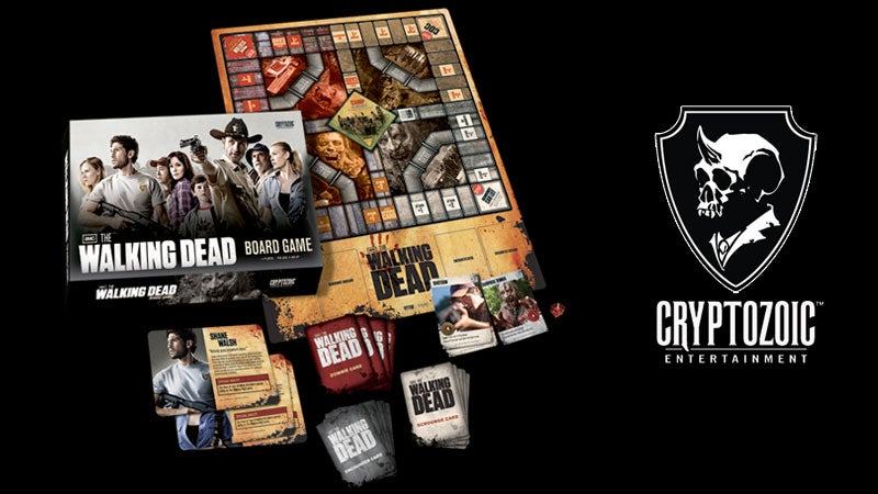 The Other Game Based on The Walking Dead Shambles to Your Kitchen Table this Fall