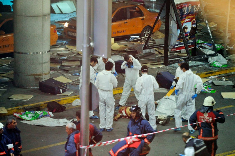 Update: 41 Dead, 239 Wounded After Suicide Bombers Detonate Explosives At Istanbul Airport