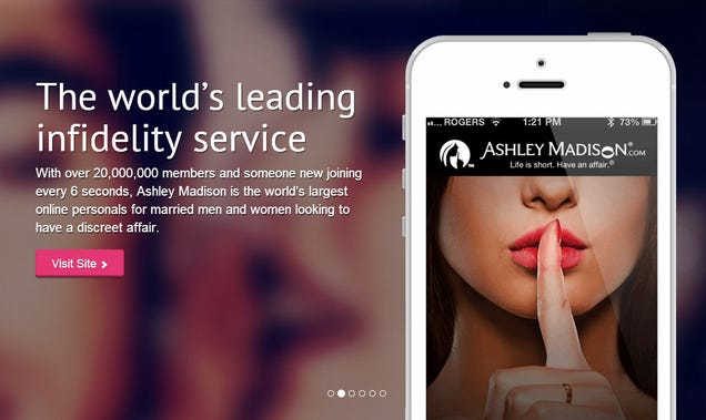 What's Actually Inside the Nightmare Ashley Madison Leak