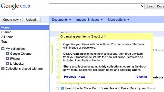 Google Docs Gets a Priority Inbox, Makes Finding and Sharing Docs Easier than Ever