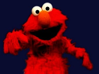 Study: If You Want Them To Eat It, You Better Put Elmo On It