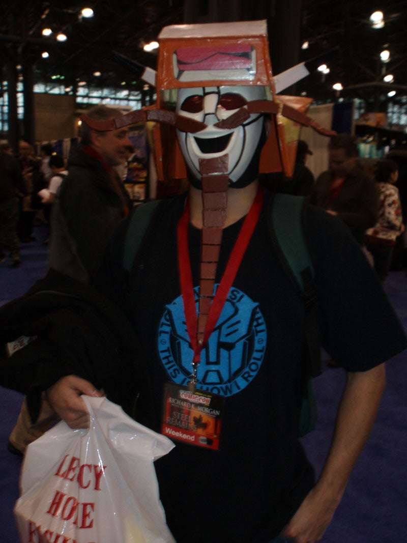 The Cosplay of NYCC (Part 1)