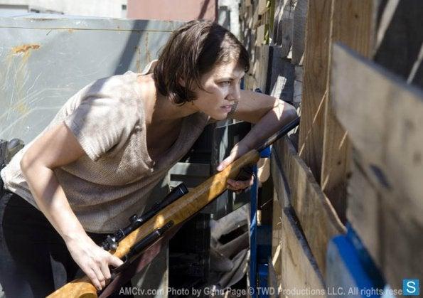 The Walking Dead Episode 3.11 Promo Photos