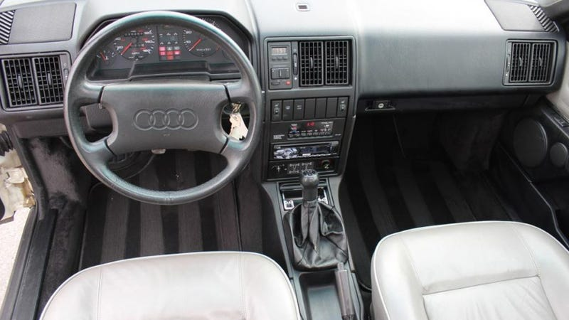 used car face off save the audi 5000s. Black Bedroom Furniture Sets. Home Design Ideas