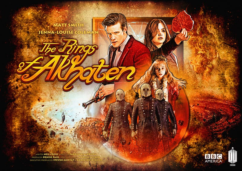 Learn what's ahead for the Doctor and Clara with the BBC America trailer and four new episode posters