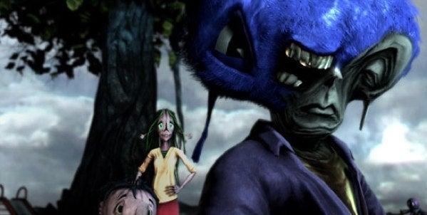 Imagination Glands And Mutated Teddies Haunt Chadam Teaser Art