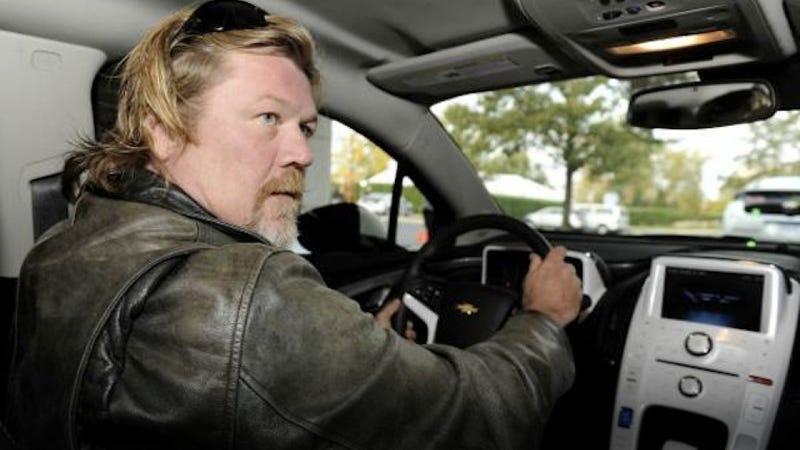 Scott Burgess takes back auto critic job at Detroit News