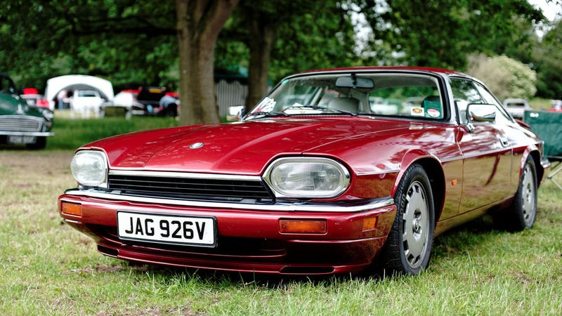 The XJ-S Was A Very Old Pussy In 1990