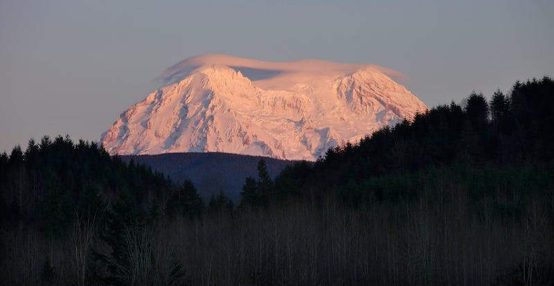 Officials: 6 Climbers Dead at Washington's Mount Rainier