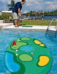 Floating Golf Game