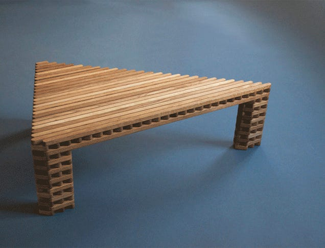 Watch This Table Transform Into Two Totally Different Shapes