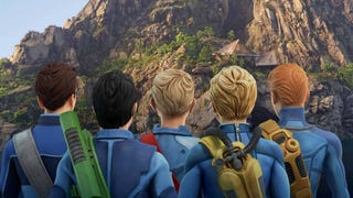 Watch The First Teaser Trailer For <i>Thunderbirds Are Go!</i>