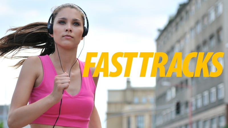 The Most Mathematically Perfect Playlist for Running (Updated)