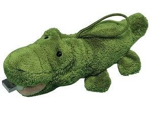 Remote Controlled Croc, Steve Irwin RIP