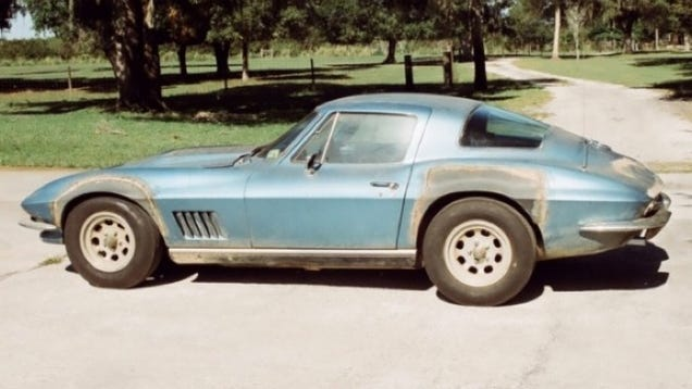 You Can Buy Neil Armstrong S 1967 Corvette