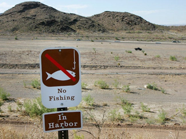 Bad News in Vegas as Lake Mead Steadily Goes Dry