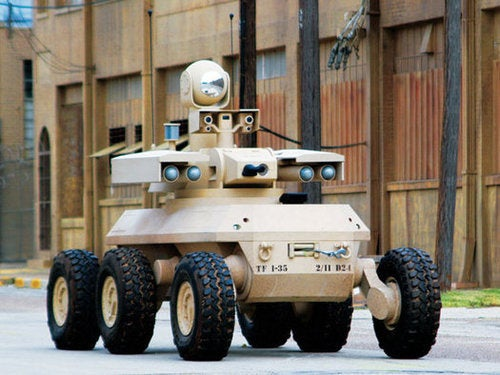 US Military Discharges Part of Robot Army Over Budget Issues
