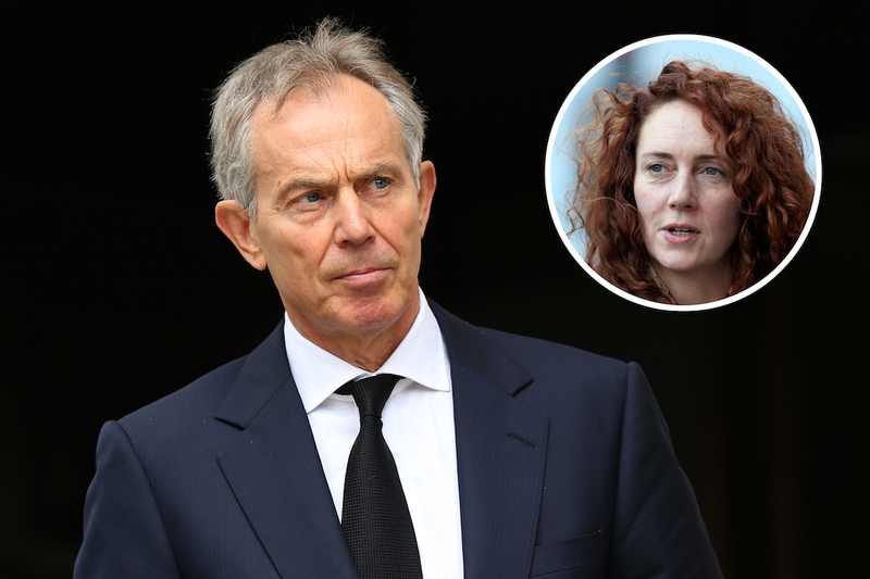 "Tony Blair Offered ""Unofficial"" Advice to Disgraced News Corp Editor"