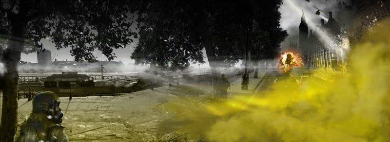 Modern War Begets Modern Warfare 3