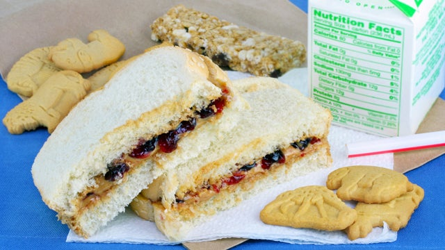 To Fight Obesity, School Bans Lunches From Home