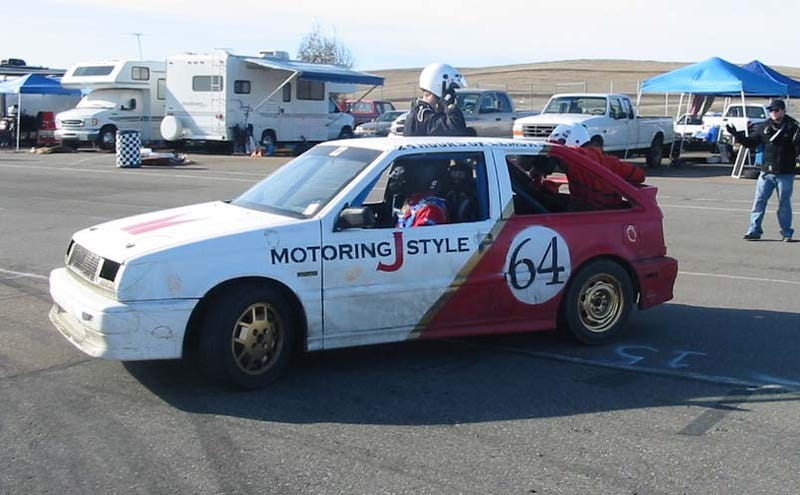 Guess The Thunderhill LeMons Effluency Contenders' Lap Totals, Win Fabulous Prizes!