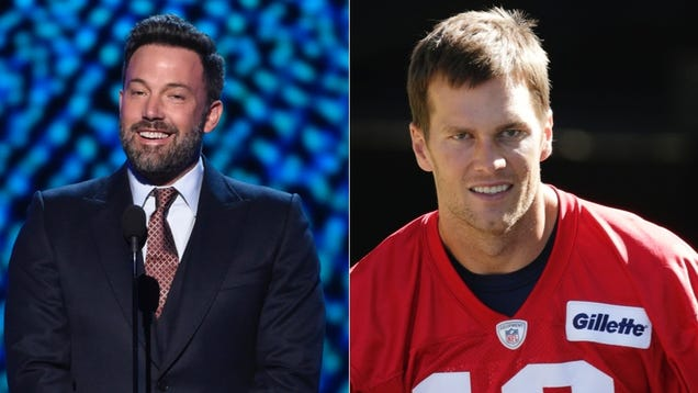 Report: Ben Affleck And His Nanny Went To Vegas With Tom Brady