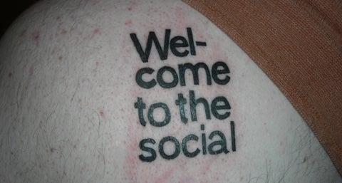 Zune Tattoo Guy Gets Third Zune-Related Tattoo