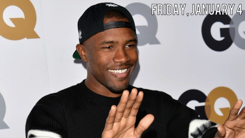 Frank Ocean's New Year's Eve Arrest, Explained: 'Hi, Guys, I Smoke Pot'